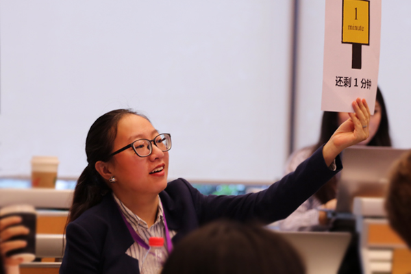 """Chinese Language Program Hosts Third Annual """"Hua Xia Cup"""" s"""
