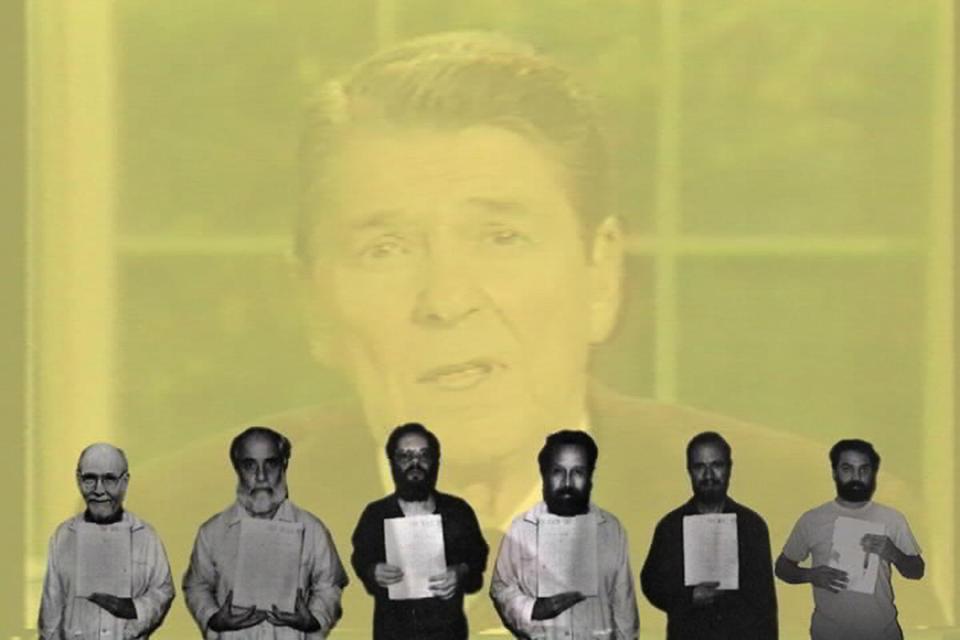 Walid Raad, The Bachar Tapes