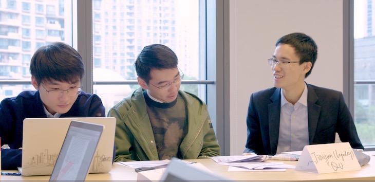 cber zhang renyu classroom