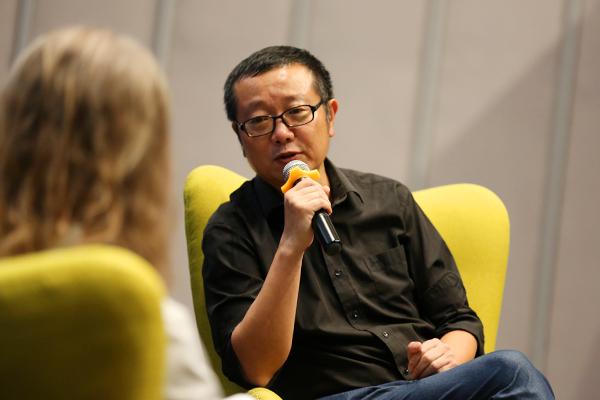 Liu Cixin Demystifies Sci-Fi Writing