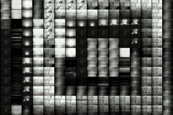 Claudia X. Valdes, Revelation 2213, (2009) interactive networked video installation