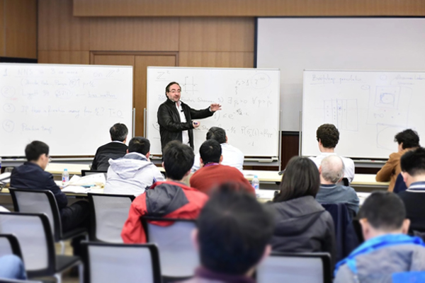 NYU Shanghai Launches New Mathematics PhD