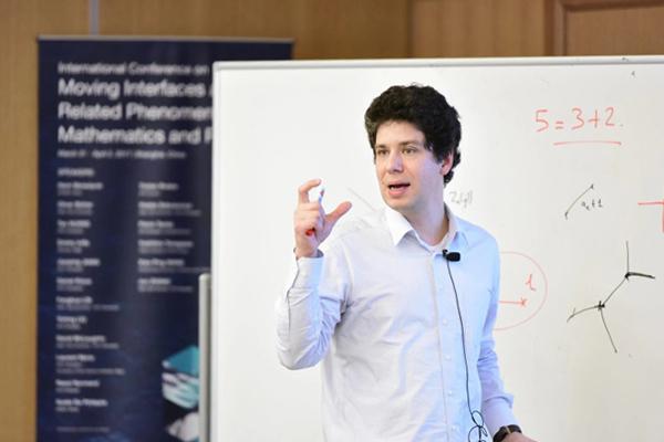 NYU Shanghai Launches New Mathematics PhD