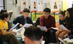 NYU Shanghai Application Workshops