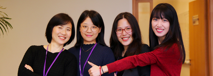 招聘@NYU Shanghai