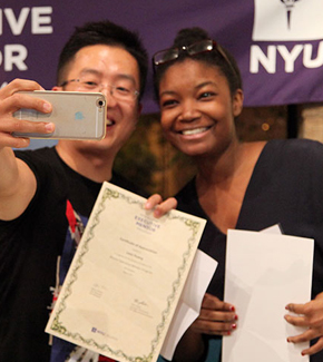 NYU Executive Alumni Mentor Program