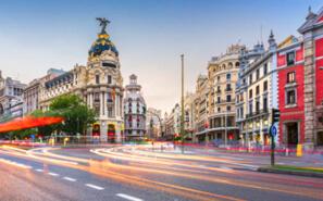西班牙,马德里