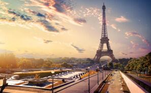 法国,巴黎