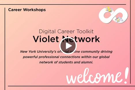 Digital Career Toolkit - Violet Network