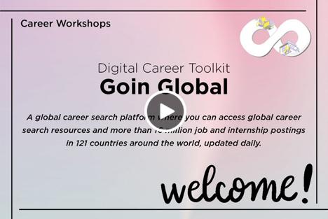 Digital Career Toolkit - Goin Global