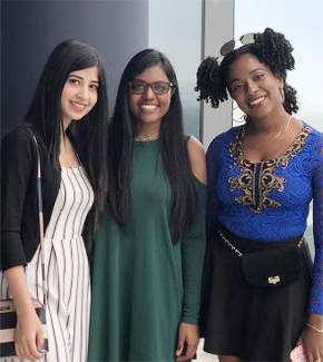Audrey Samuel '20: A Global Citizen Finding Ways to Give Back