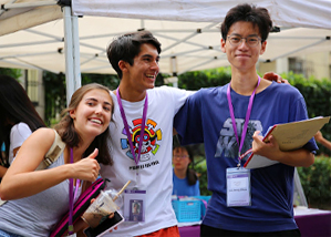 NYU Shanghai Students