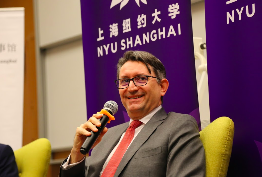 Consul General of France in Shanghai Axel Cruau
