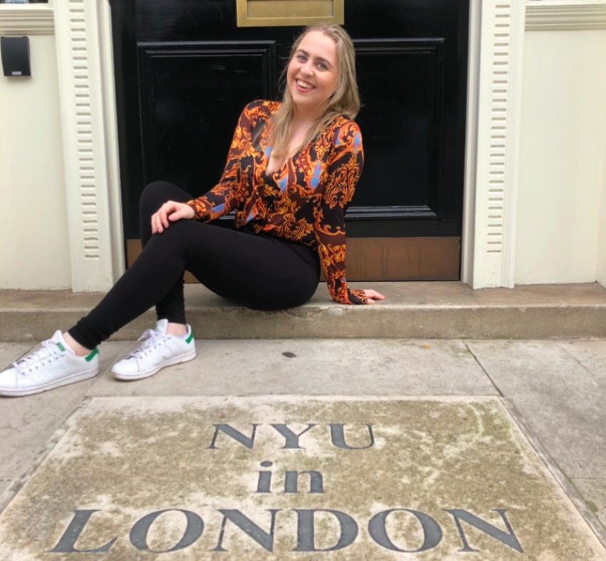Taylah in London