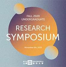 Fall 2020 Undergraduate Research Symposium