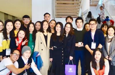 Meet with NYU Shanghai Alumni Chapter Leaders