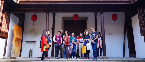 Yangjing Neighborhood Tour