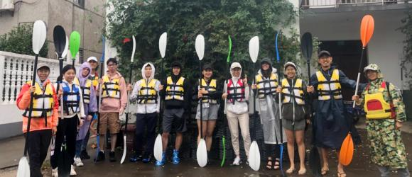 Students Learning Through Community Engaged Trip to Qingpu in Shanghai