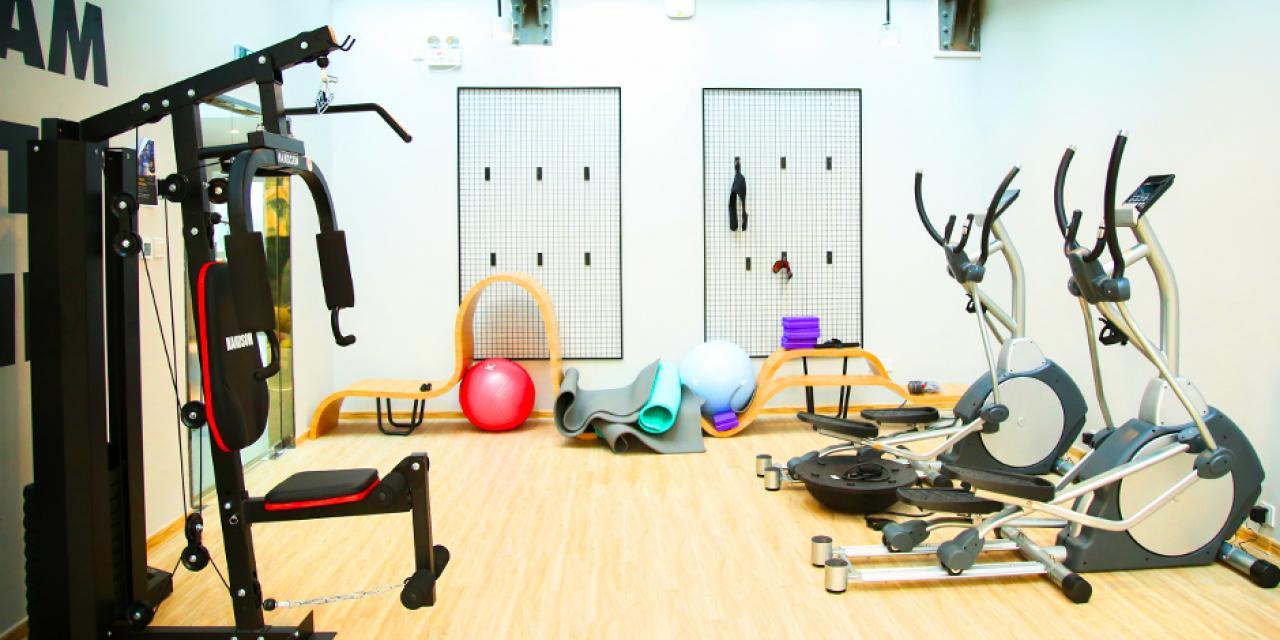Pusan road gym
