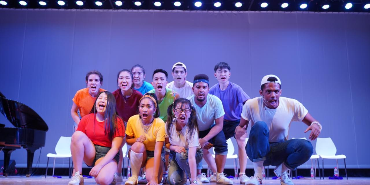 Performed at the start of every year to welcome our freshman class, the Reality Show highlights a range of situations that new students may encounter—from academic stress and homesickness to relationship issues and cross-cultural collisions.