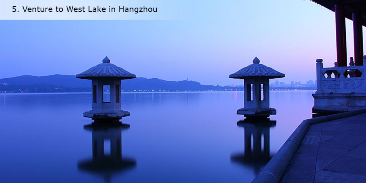 Less than an hour from Shanghai by bullet train, this UNESCO World Heritage site is home to some of the most famous moon-gazing vistas in China - one even features on the back of the 1RMB note! Hangzhou's lake, temples, pagodas and gardens offer many perfect spots for moonlit contemplation, although parts can get very busy during the festival.