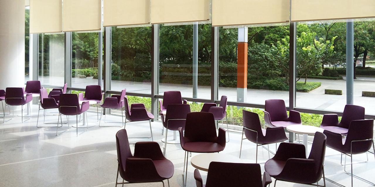 Welcome Center Opens on September 27, 2014
