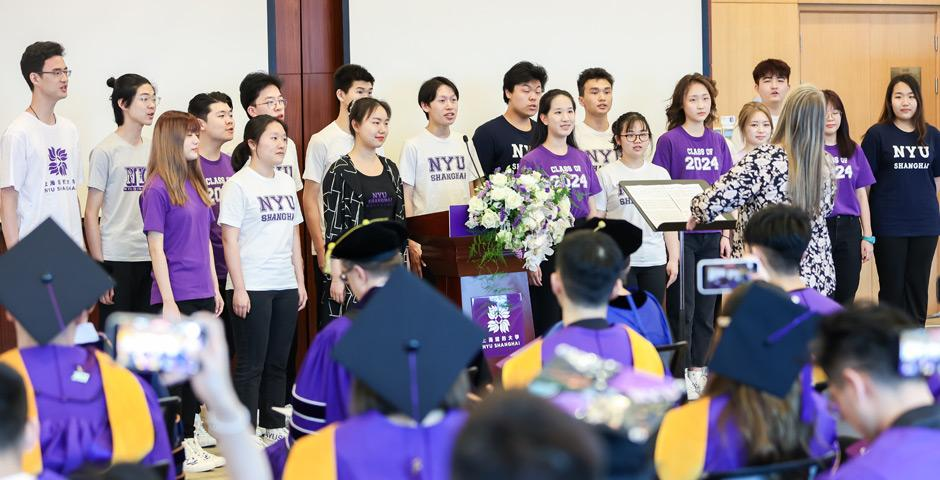 Class of 2021 Go Local Master's Convocation