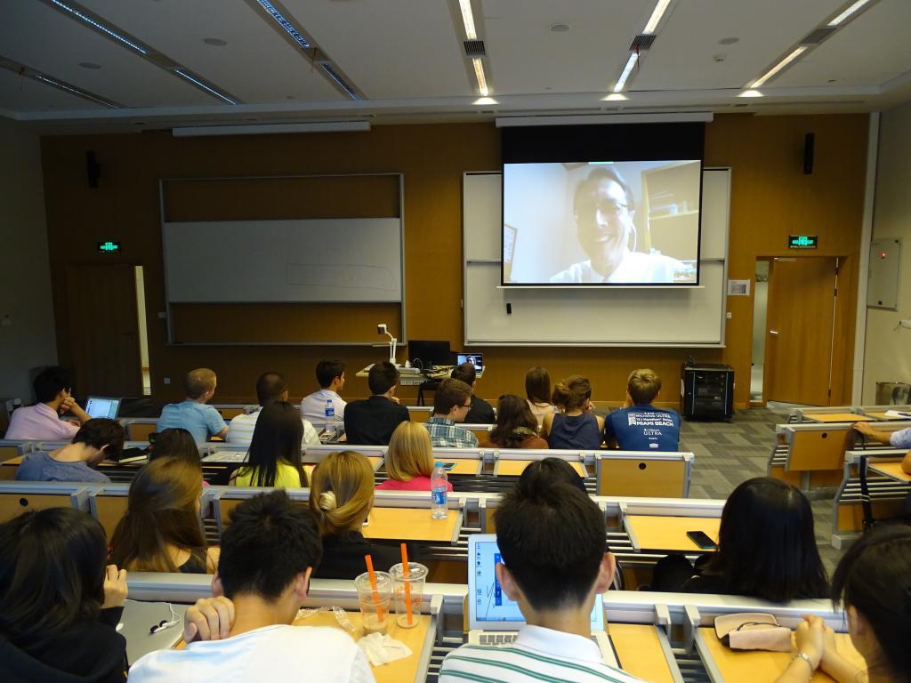 UBA Meeting, September 6, 2014 (Photo by Angie Aguilar Oyuela)