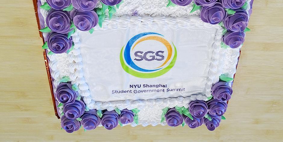 NYU Shanghai Inaugural Student Government Summit (SGS), October 18, 2014. (Photo by Dannie Wang)