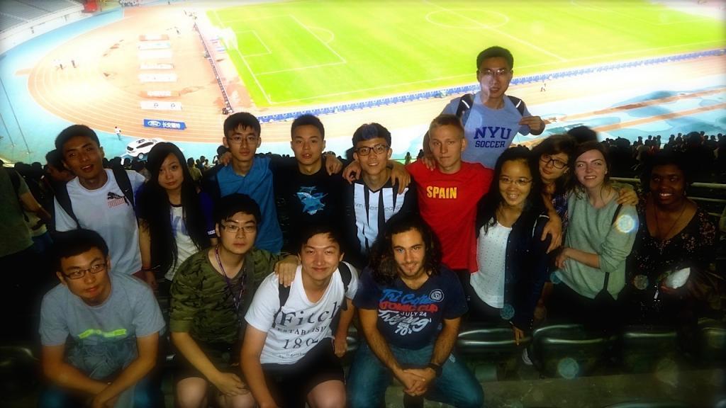 Club-Alpha Solar Soccer, September 13 (Photo Sunyi Wang)