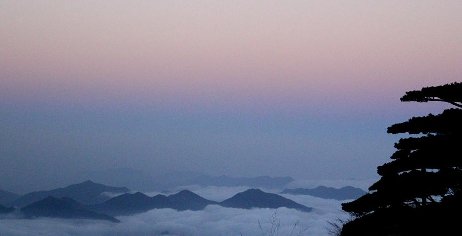 Huangshan Trip, October 2, 2014. (Photo by Angy Aguilar)