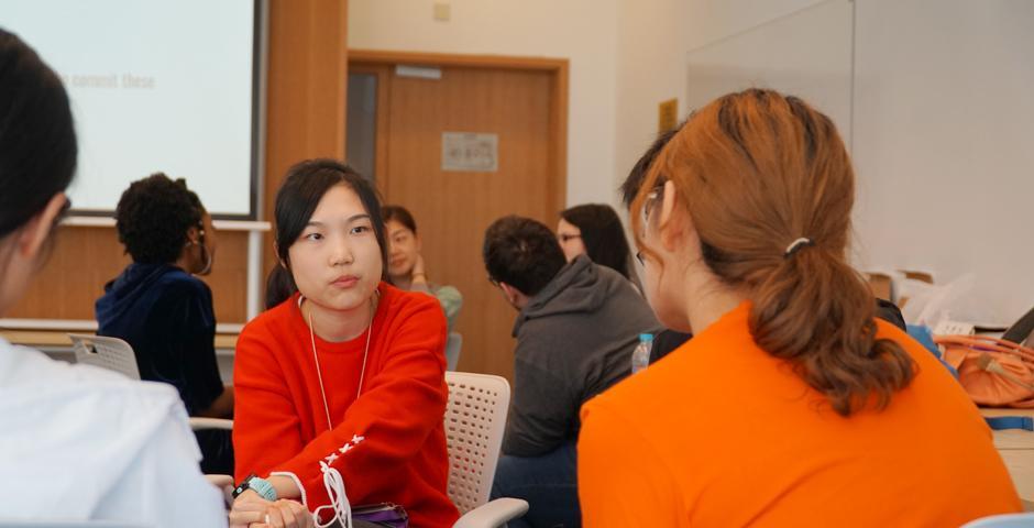 Photo credit to Jiacheng Wang '20