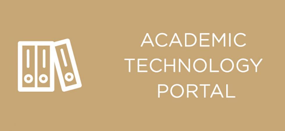 academic-technology-portal