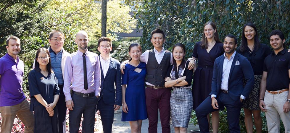 Photo of Shanghai Admissions Team