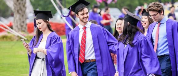 2019 Commencement Edition: To New Beginnings and Fond Farewells!