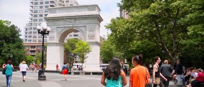 Study Away at NYU New York